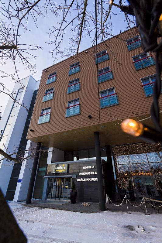 Joulu tuo Kalajoelle oman majoittujapiikkinsä muuten hiljaisemman talven keskelle. Santa´s Resort & Spa Hotel Sani täyttyy pitkälti lomajärjestöjen kautta tulevista asiakkaista.