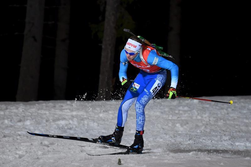 Haapajärven Kiilojen Tero Seppälä kahmi jälleen maailmancupin pisteitä. Seppälä oli Östersundin normaalimatkalla 26:s.