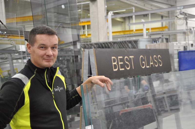 Teemu Ohtamaa on Best Glass Oy:n operatiivinen johtaja.