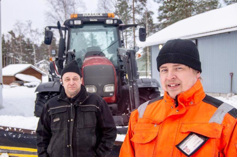 Karhilaiset Jarkko ja Jari Haasala omistavat Haasala Oy:n.
