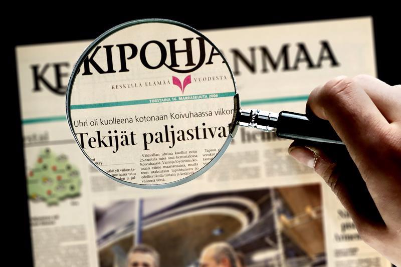 Keskipohjanmaa-lehti uutisoi murhasta 16. marraskuusta 2006. Kokkolan käräjäoikeus langetti tuomionsa elokuussa 2007 ja Vaasan hovioikeus marraskuussa 2007.