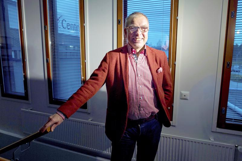 Kari Ristimäki valittiin Arenen hallitukseen.