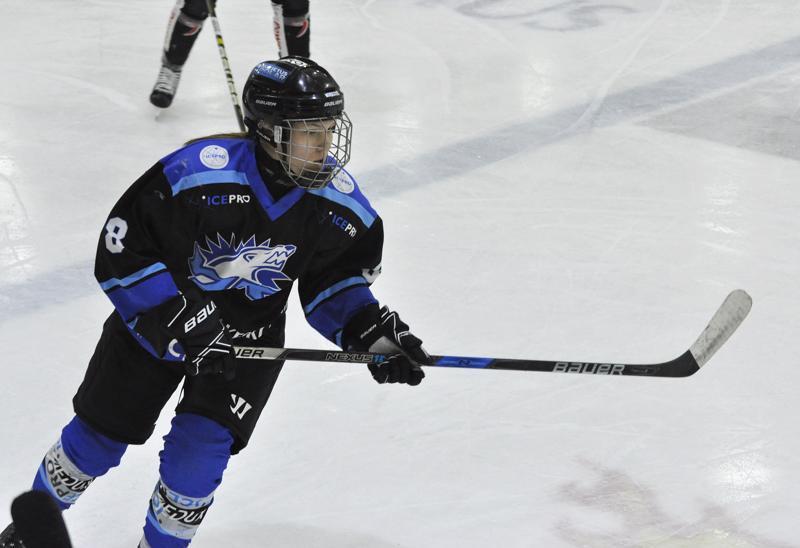 Syksyn karsinnoissa 26 maalia nakutellut Olivia Vääräniemi ei vielä avannut pistetiliään Mestiksessä.