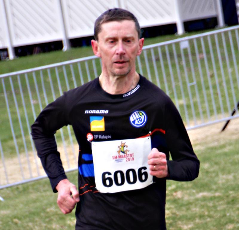 Jukka Kauppila juoksi kaikenvärisiä MM-mitaleja.