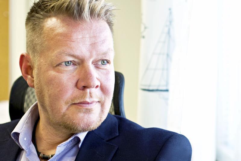 Petri Nikupeteri on valittu Kalajoen Satama Oy:n vt. toimitusjohtajaksi.