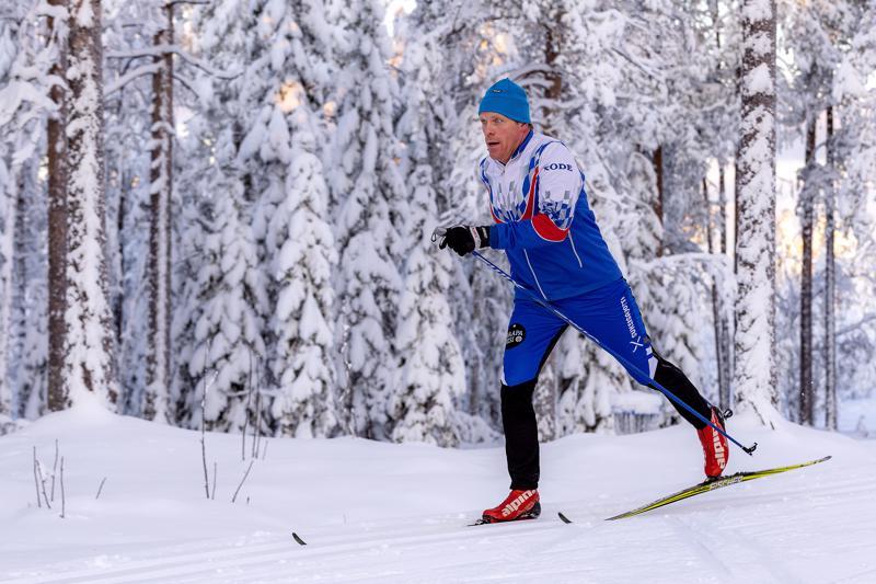Jukka Pekkala ei ole menettänyt intohimoaan harjoitteluun missään vaiheessa. Se on kuulunut päivärytmiin jo reilut kolmekymmentä vuotta.