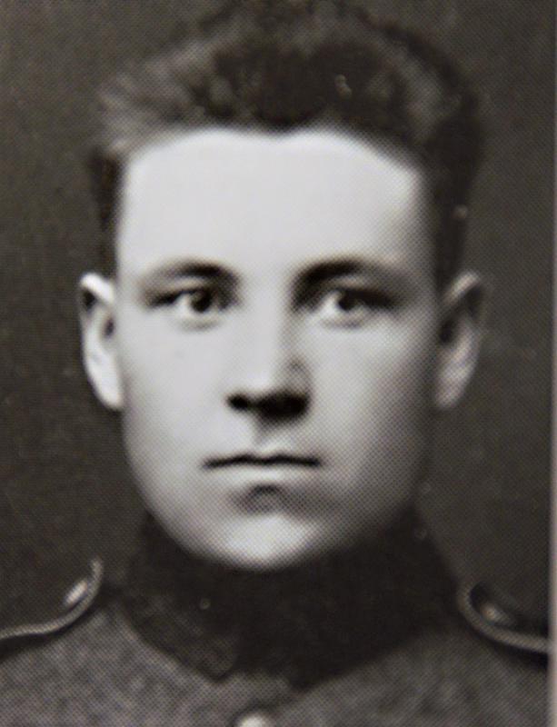 Heikki Luokkala 1930-luvulla.