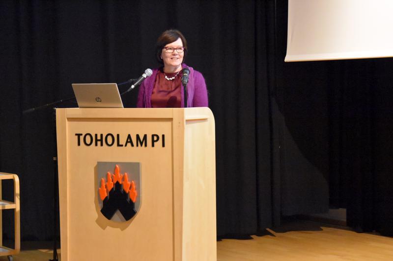 Kaisa-Leena Lintilä on Mika Lintilän isosisko.