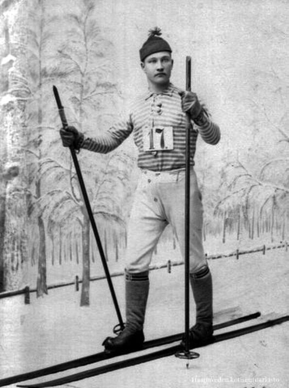 Rito-ukon poika Juho Ritola oli Oulun rahahiihtojen 1889-1908 menestyksekkäin kilpailija.
