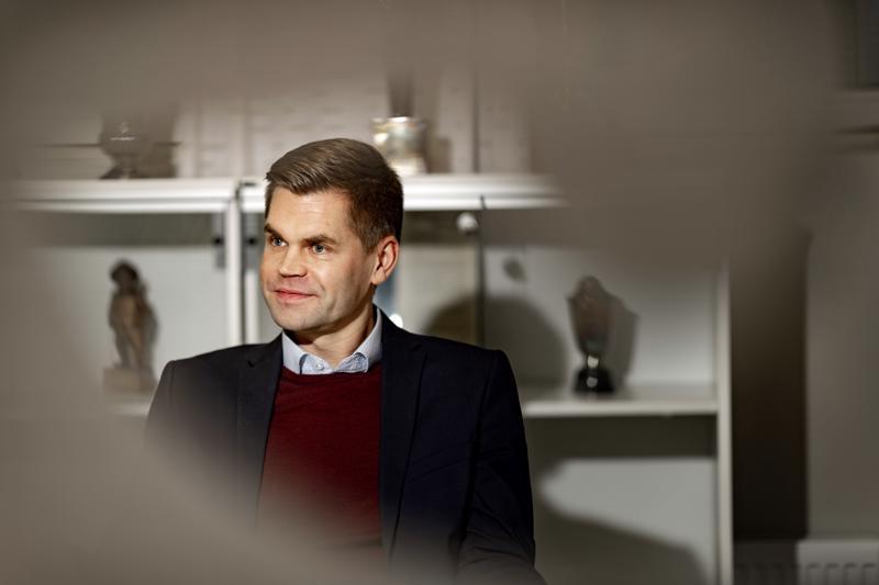 Ronnie Djupsund näkee kaksikielisyyden voimavarana. Kokkolassa se tarkoittaa myös sitä, että Soite-yhteistyö Kruunupyyn kanssa toimii.