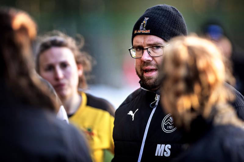 IK Myran on aloittanut kauteen valmistautumisen Magnus Slotten johdolla.