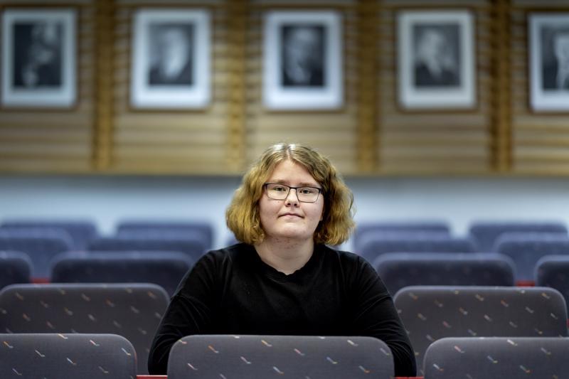 Vilma Kivelä keksi puheensa aiheen viime viikon torstaina. Hän uskoo, että monipuolisuus ja luontainen puhetaito siivittivät hänet voittoon.