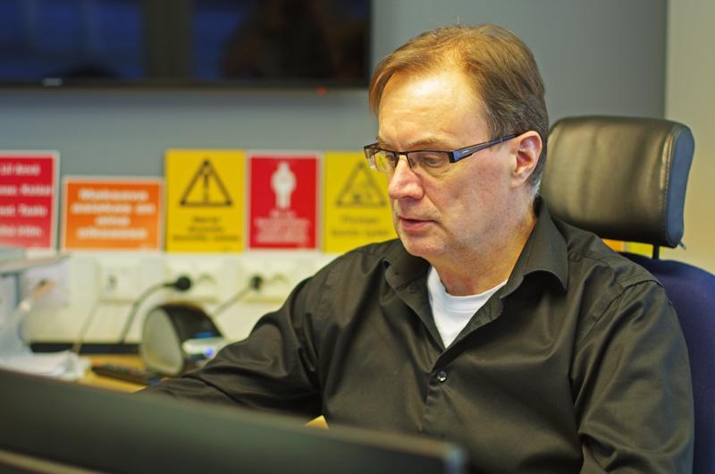Juha Niemelä teki Suomen Turvakilvissä 36-vuotisen uran.