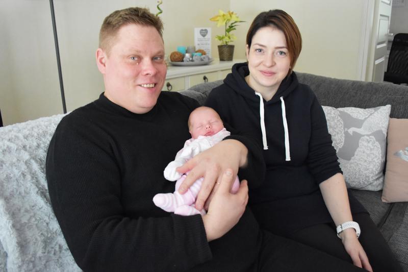 2020-luvun ensimmäinen haapavetinen vauva syntyi Katja Salon ja Pekka Veivon esikoiseksi Rytkynkylälle 3. tammikuuta. Pienokaisella oli painoa 3040 grammaa ja pituutta 49 senttiä.