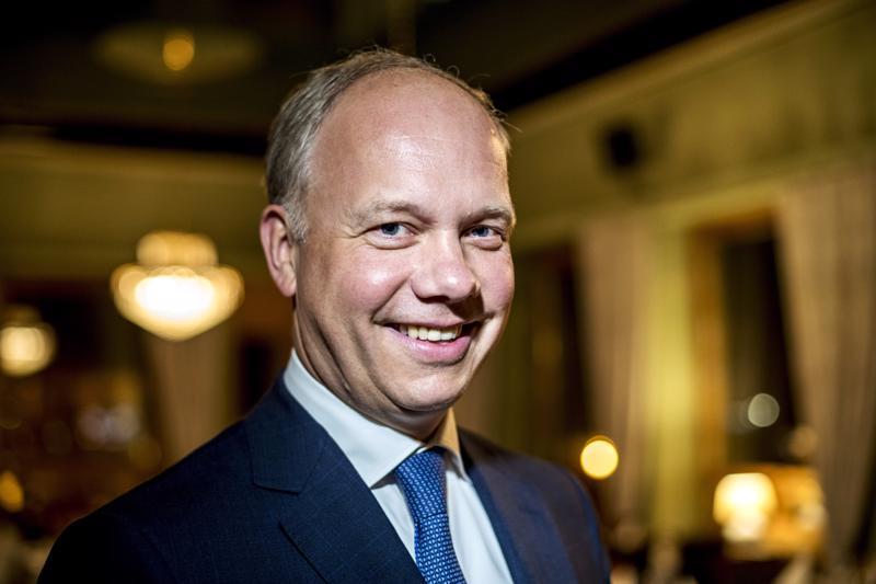 Christoph Vitzthumista tuli Fazer-konsernin toimitusjohtaja seitsemän vuotta sitten. Sitä ennen hän toimi konepajateollisuudessa.
