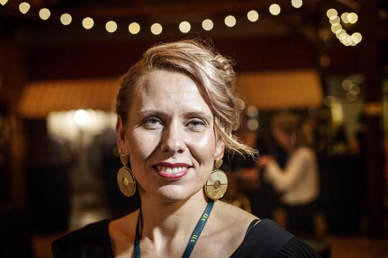 Kokkola Industrial Parkin markkinointipäällikkö Johanna Hylkilä kertoi, että tämän vuoden tilaisuuden ohjelma rakentui  pitkälti viimevuotisten palautteiden pohjalta.