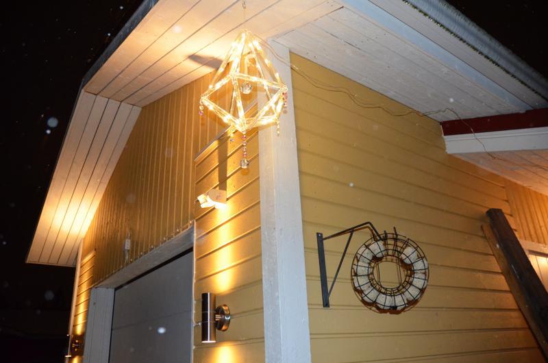 Himmelin tekeminen on ollut Merja Väänäsen haaveissa pitkään. Vihdoin joulun alla hän pääsi kokeilemaan.