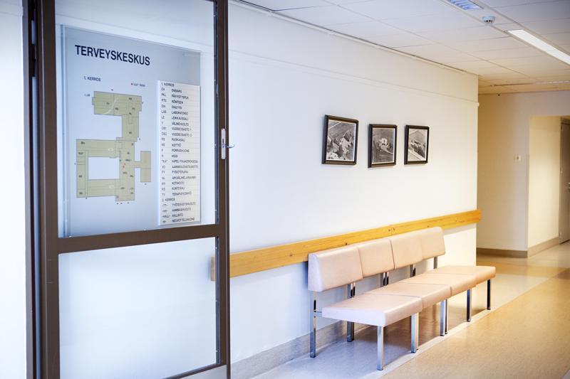 Haapajärven terveyskeskuksen vuodeosaston henkilökunta vastustaa vuodeosaston sulkemista.