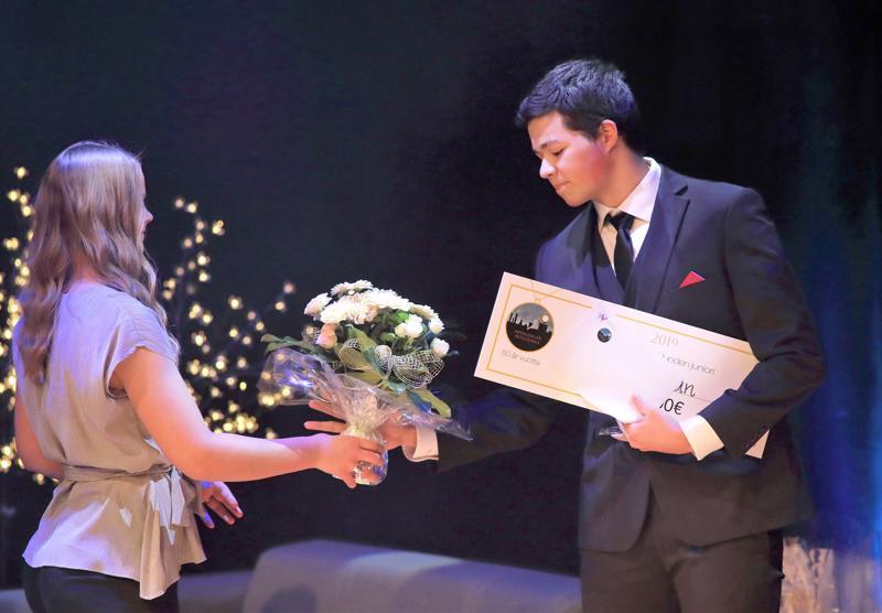 Vuoden juniori, sulkapalloilija Safin Emran edustaa ikäluokkansa valtakunnan kärkeä.
