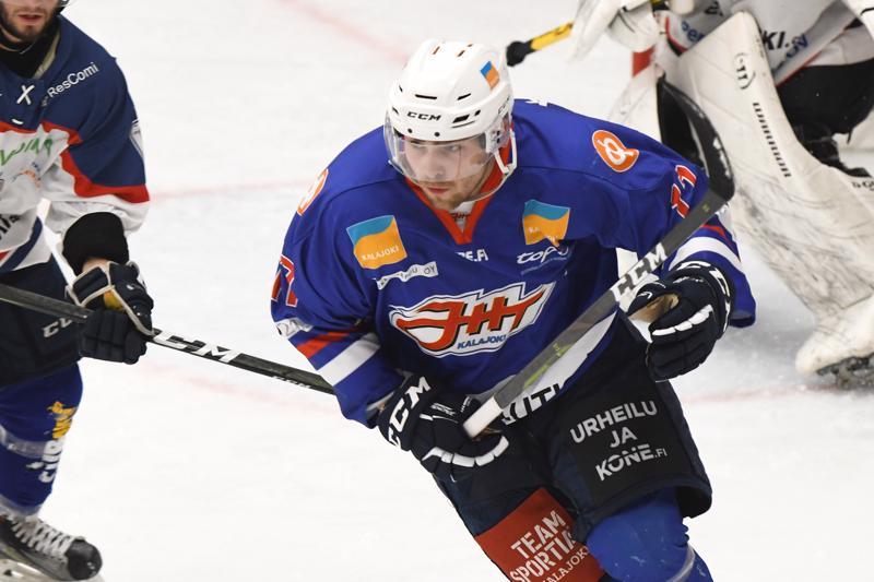 JHT:n Jani Nurkkala iski ottelun tasoihin ajassa 54:16. Osuma oli Raahe-Kiekon kasvatille kauden yhdeksäs Suomi-sarjassa.