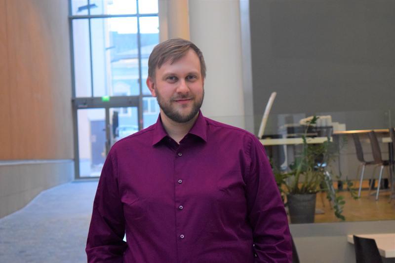 Johannes Ahlvik saa Pietarsaaren kulttuuripalkinnon sunnuntaina 2. helmikuuta.