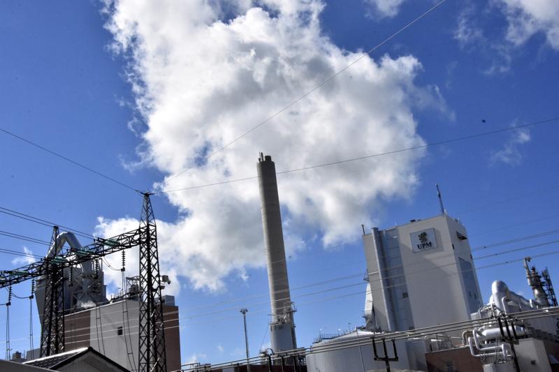 UPM:n sellutehtaan tuotannon pysäyttämisestä voi aiheutua hajuhaittoja Pietarsaaressa.