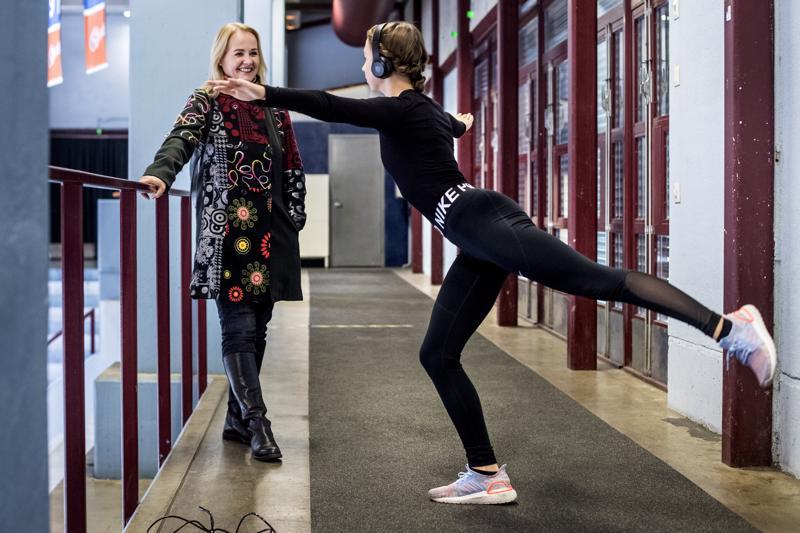 Erin Flinckin treenejä seuraava Ulla Papp kertoo saaneensa runsaasti yhteydenottoja huolestuneilta valmentajilta.