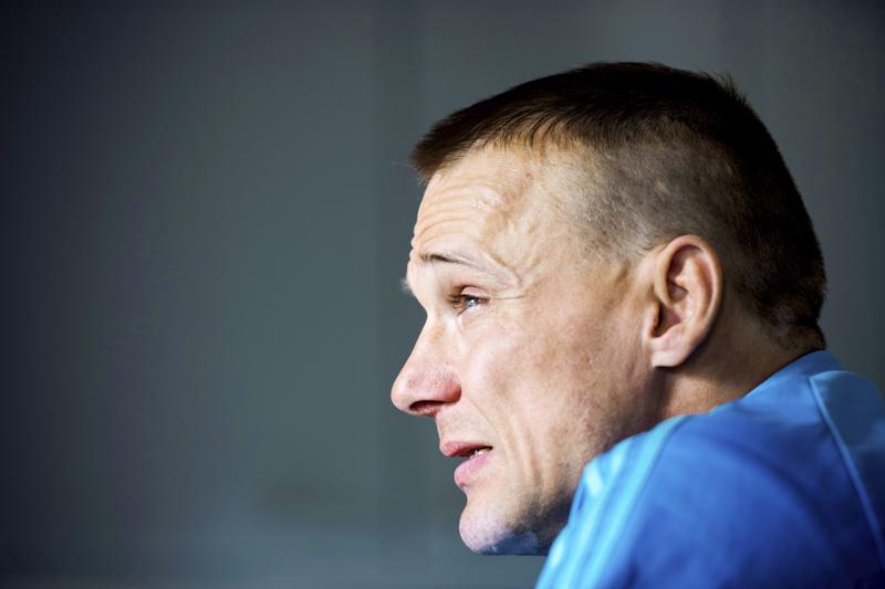 Parapyöräilijä Teppo Polvi on yksi kesälajien urheilija-apurahan saajista.