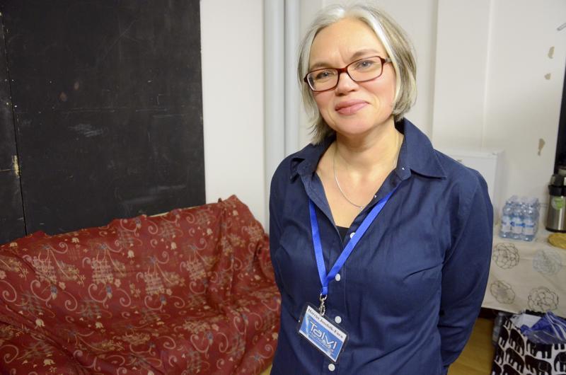 Sunnuntaina alkava Kokkolan Talviharmonikka -viikko on viides, jota Harriet Jossfolk-Furu on järjestämässä.