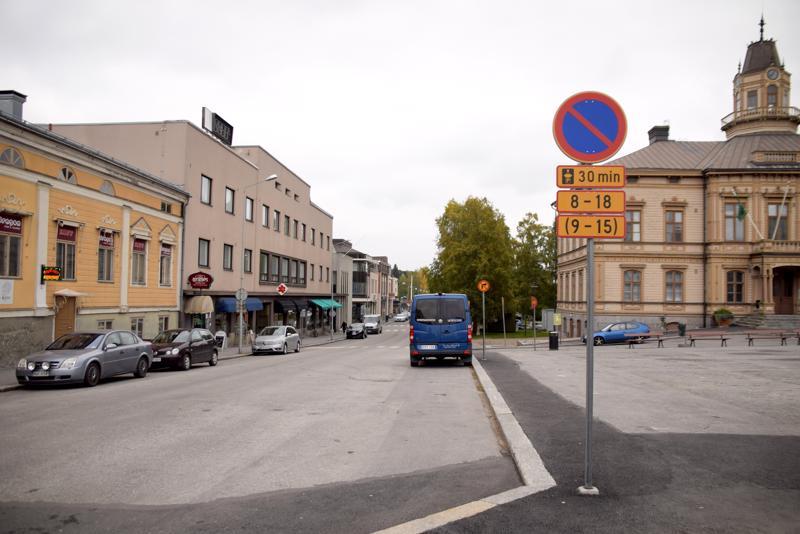 Pietarsaaren uutta liikenne- ja ympäristösuunnitelmaa työstetään kevän mittaan, syksyllä järjestetään yleisötilaisuus.