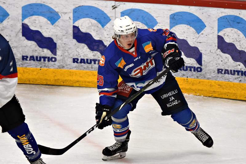 JHT kärsi lauantaina kolmannen peräkkäisen tappion jääkiekon Suomi-sarjassa, kun Hunters kävi hakemassa pisteet Porvooseen.