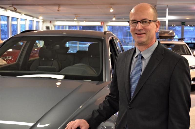 Jouni Mattila aloitti paikallisjohtajan tehtävässä tammi-helmikuun vaihteessa.