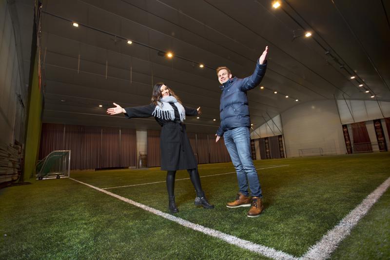 KPK Eventsin Titta Tilvis ja Asla Ohtamaa ryhtyvät markkinoimaan Hiekkasärkät Areenaa valtakunnallisesti. He ovat lyöneet lukkoon jo useamman ison tapahtuman.