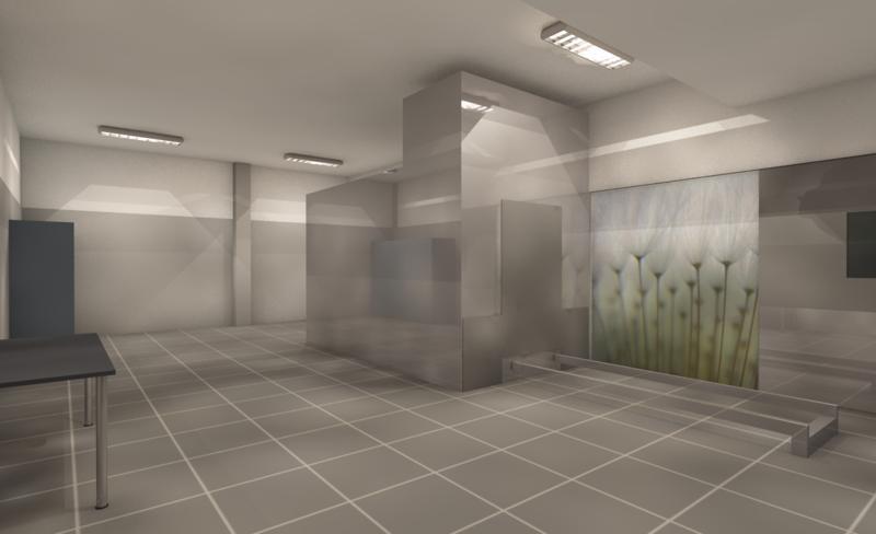 Tältä Kokkolan tuleva krematorio näyttää yhdessä luonnoksessa.