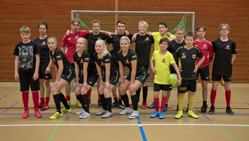 FC Ysikaks Nivalan futsaljoukkue.