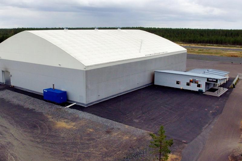 Event Park Arena on nyt Hiekkasärkät Areena.