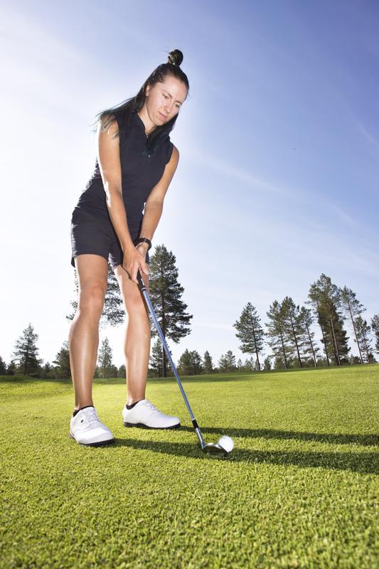 Niina Liias pelaa kolmatta vuotta ammattilaisena.