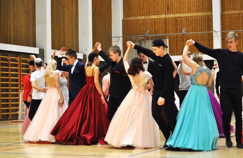 Haapajärven kenraaliharjoitukset tanssittiin läpi keskiviikkoaamuna.