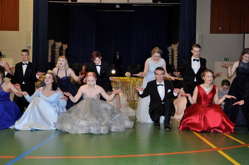 Freestyle-tanssinumeron koreografeina olivat Saila Vesisenaho ja Karoliina Hämäläinen.