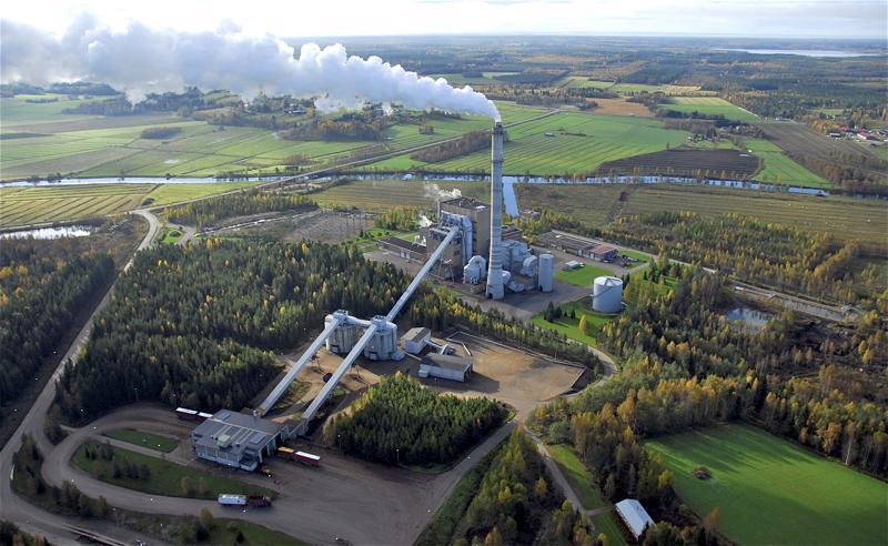 Haapaveden suurhanke kiinnosti lukijoita. Biojalostamo rakennetaan Haapaveden Eskolanniemeen Kanteleen Voiman lauhdevoimalan yhteyteen. Vanha voimalaitos uudistetaan samassa yhteydessä.