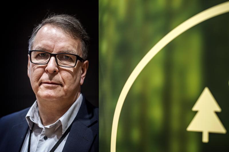 Suomen metsäkeskuksen metsätilanteen johtavan asiantuntijan Antti Pajulan Antti  mukaan Keski-Pohjanmaalle on tyypillistä metsien yksinomistus.