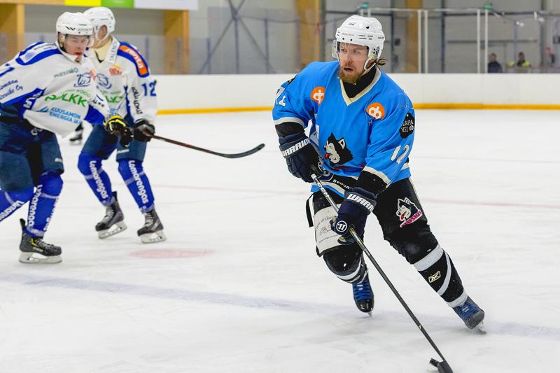 Petteri Nokelan saldo 221 127 oikeuttaa kaikkien aikojen III divisioonatulosten sijalle 12. Arkistokuva.