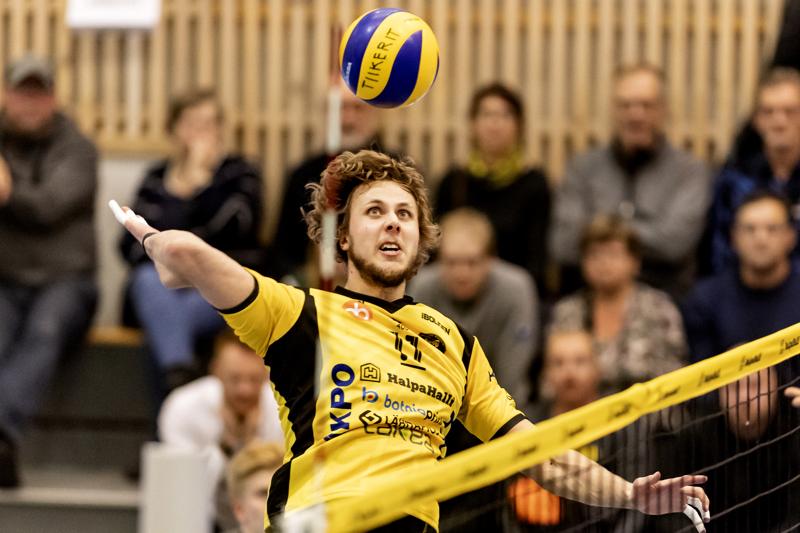 Antti Leppälä myönsi rutiinin ratkaisseen pelin VaLePan eduksi.