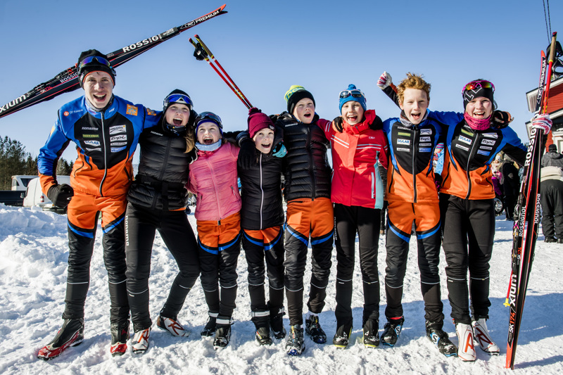 Kalajoki on voittanut koululaisten maakuntaviestin kahtena keväänä peräkkäin. Vuoden 2018 voittajajoukkueessa hiihtivät: Jussi-Matti Rahja, Alisa Vuollet, Klaara Kivistö, Aleksiina Isopahkala, Oscar Rahja, Sanni Vuollet, Jirka Oja, Iida Vuollet.