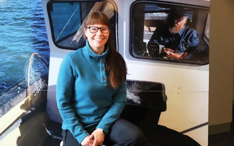 Toiminnanjohtaja Johanna Rautio kertoo, että talvilomavikkojen matkailijat tulevat Kalajoelle lähialueelta. Heille riittää aktiivista tekemistä sekä sisällä että ulkona.