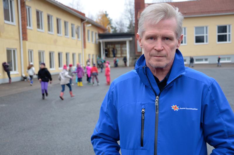 Hannu Karstuselle myönnettiin liikunnan ansioristi.