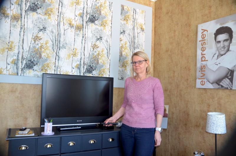 Yöpyjien määrä on yllättänyt yrittäjän. Maija Hjelmeroosin Maijala on Toholammin keskustassa. Sen sijaintiakin on kiitelty.