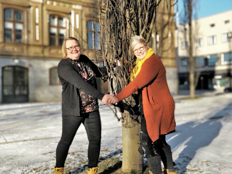– Yhteenkuuluvuuden ja hyväksytyksi tulemisen tunne  ovat tärkeitä jokaiselle, muistuttavat Kariina Ahlskog ja Kirsi Manninen.