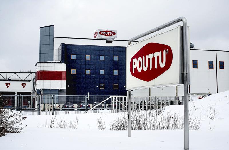 Lihayhtiö Pouttu ajautui yt-neuvotteluihin tuotannollisista ja taloudellisista syistä.