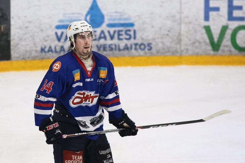 Jarno Palola on Suomi-sarjan paras hyökkääjä.
